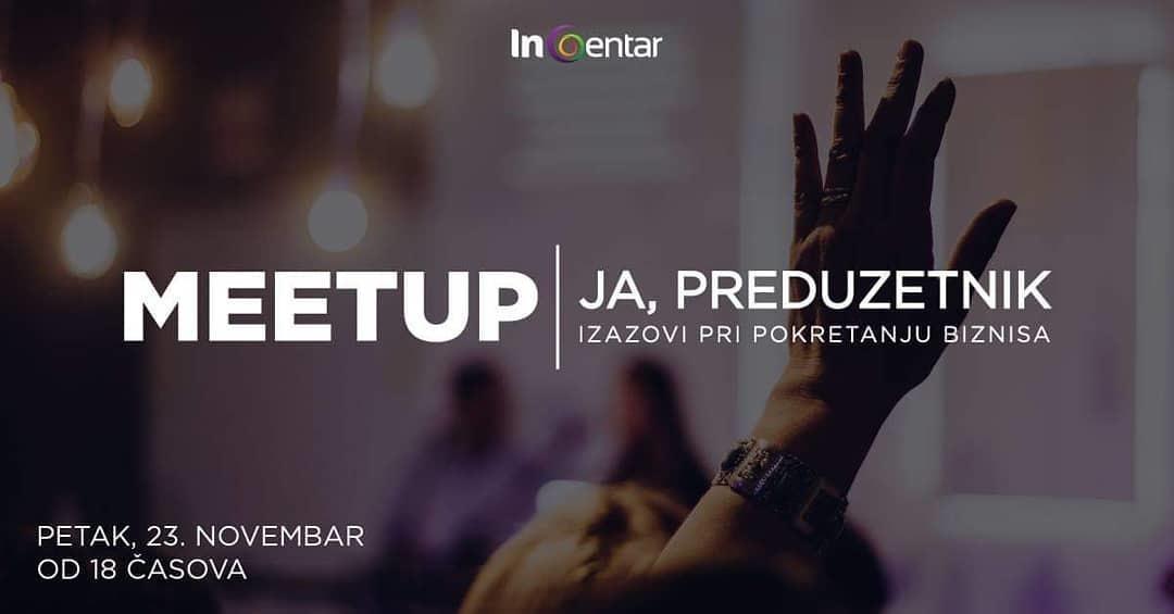 "Meetup ""Ja, preduzetnik"""