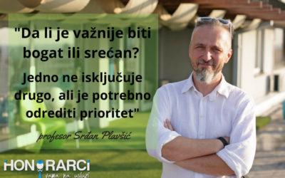 """[INTERVJU] Profesor Srđan: """"Fakultet vam ne treba"""""""