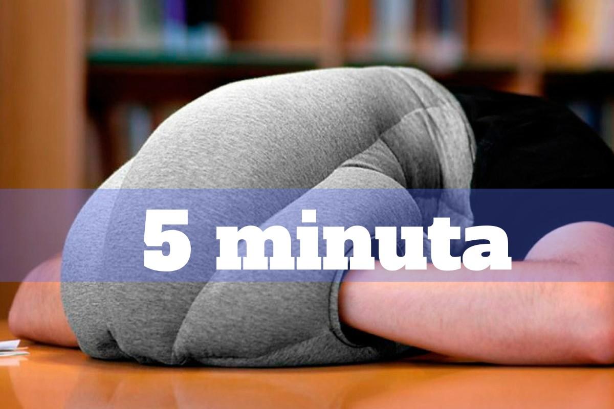 Samo 5 minuta